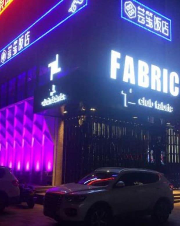 Fabric China