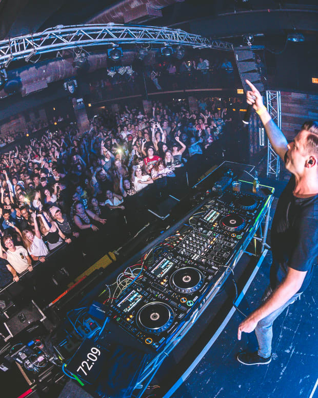 Sam Feldt on his US tour in Chicago