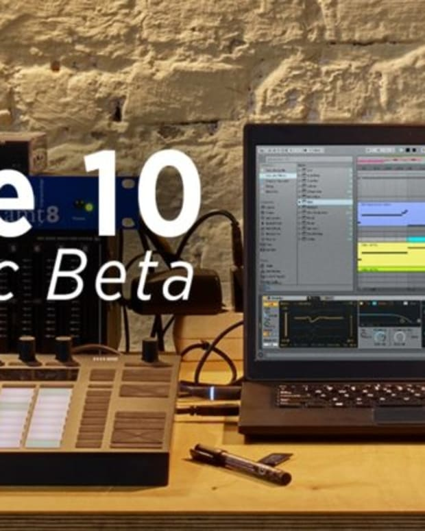 Ableton 10 Live Beta