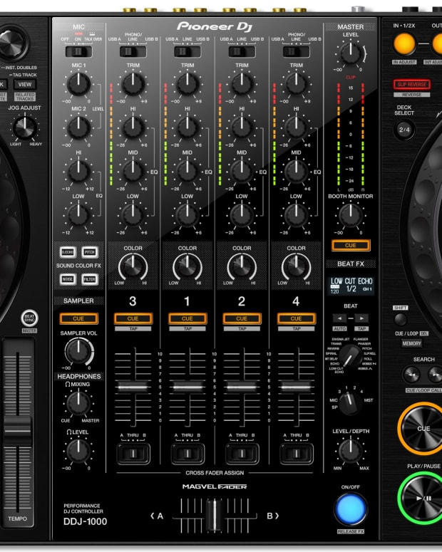 Pioneer & DJ Jazzy Jeff Partner for New DDJ-SB3 Controller