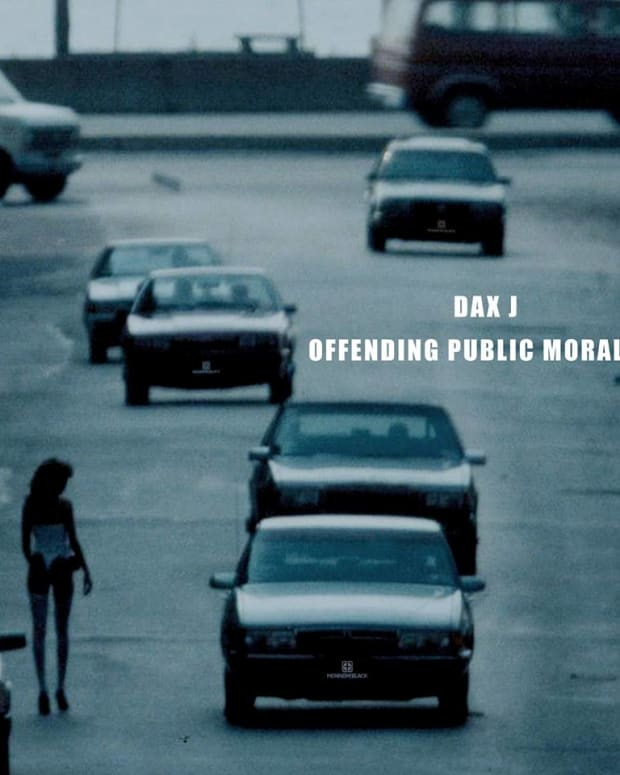 Dax J Offending Public Morality
