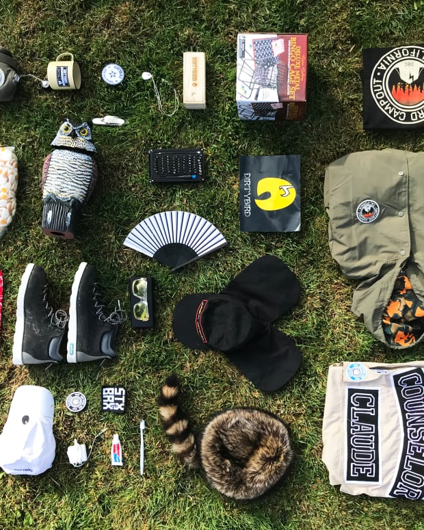 Dirtybird Campout Camping Essentials