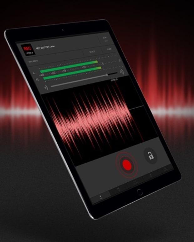 Pioneer DJM Recording App