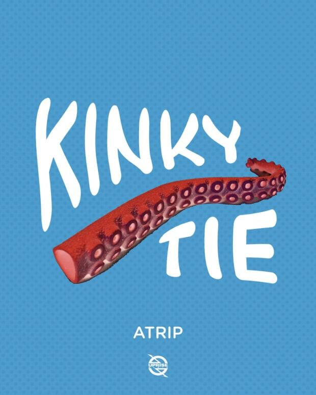 ATRIP Kinky Tie