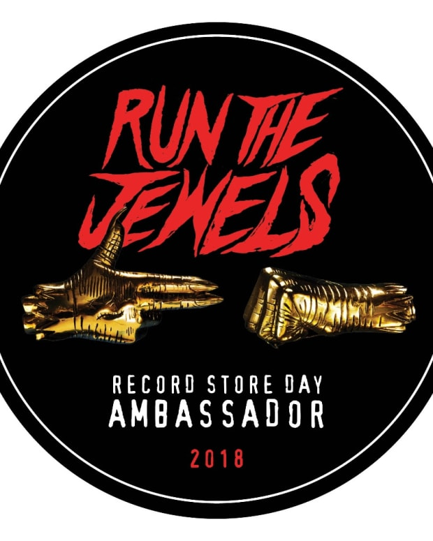 Run The Jewels Record Store Day 2018