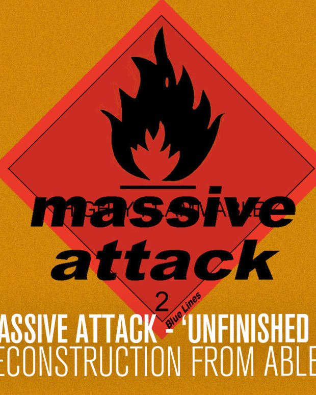 Massive Attack Unfinished Sympathy Point Black Deconstruction
