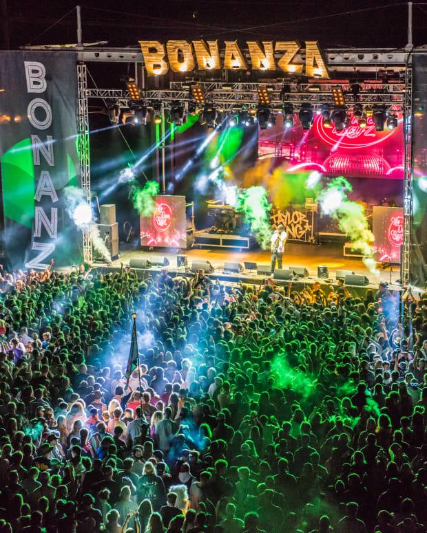 Bonanza Campout 2018 Festival