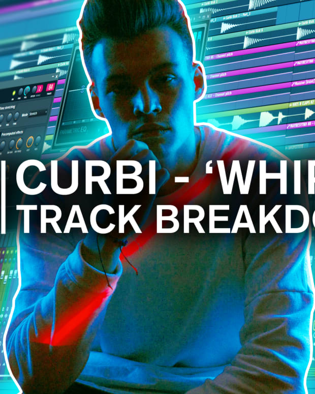 Curbi Whip It Track Breakdown Blog Post (Social Post 1)