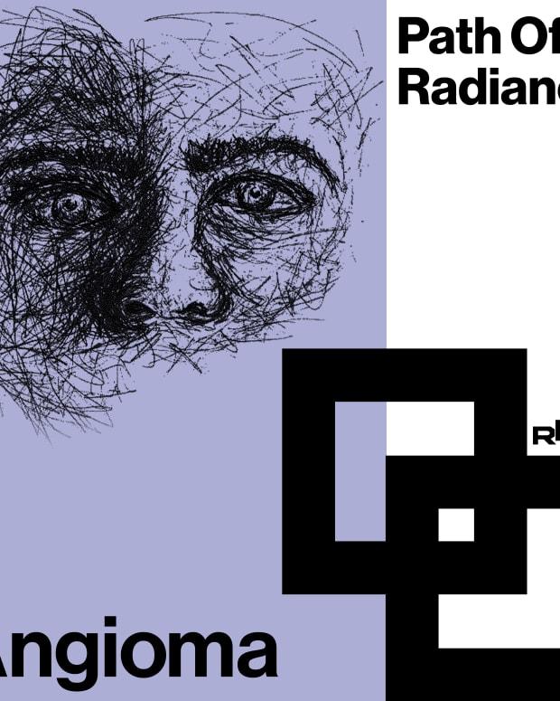 PACKSHOT Angioma - Path Of Radiance - Room Records