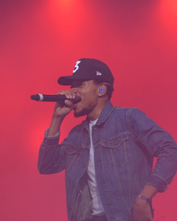 Chance The Rapper Meadows Festival 2016