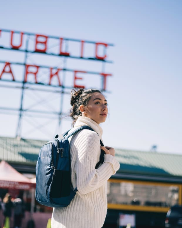Pacsafe Metrosafe Backpack