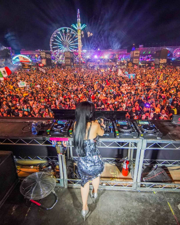 Lady Faith crushes it at EDC Las Vegas 2019