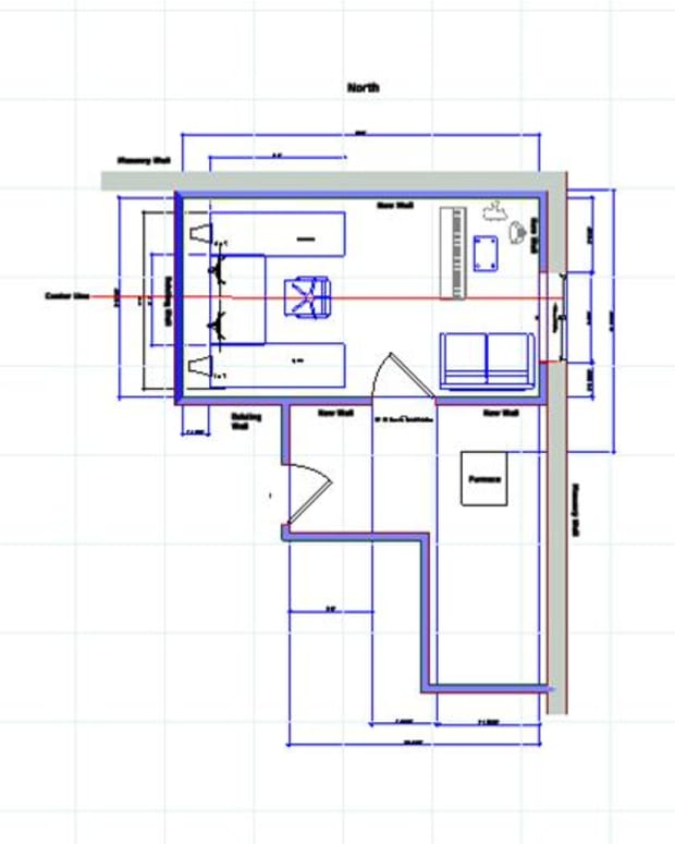 Magnetic Studio Plan