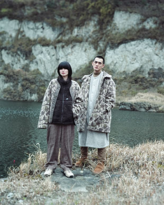 Snowpeak FW19 Lookbook