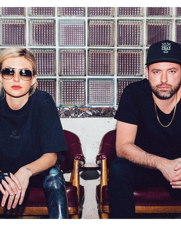 Phantogram. Photo by Charles Reagan.