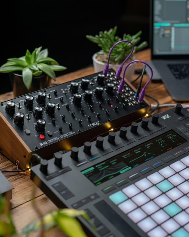 Ableton Setup_DFAM-1