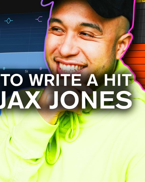 Jax Jones Point Blank