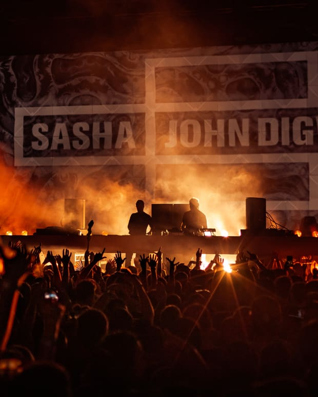 Sasha & John Digweed Brooklyn Mirage