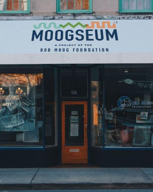 Moog Foundation Museum Moogseum