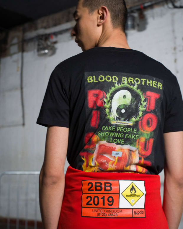 Blood Brother T-Shirt