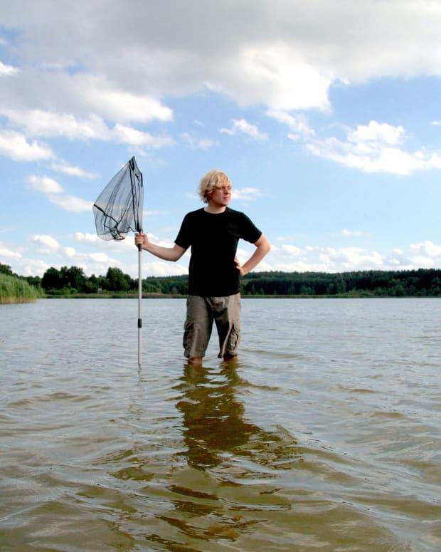 Domonik Eulberg Lake net