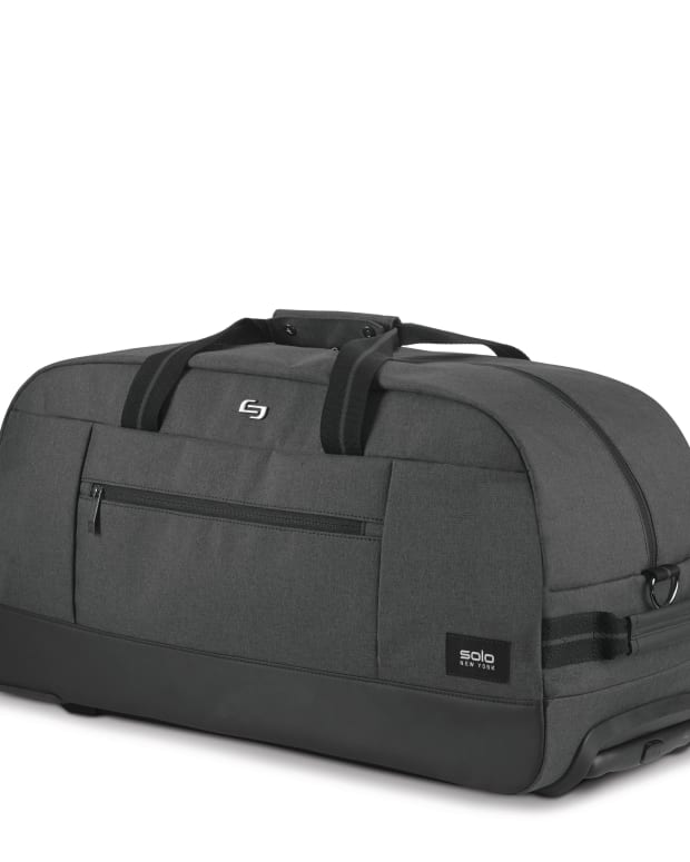 Solo New York Rolling Avenue C Duffel Bag