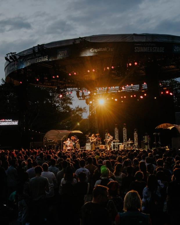Mitski Central Park Summerstage Concert