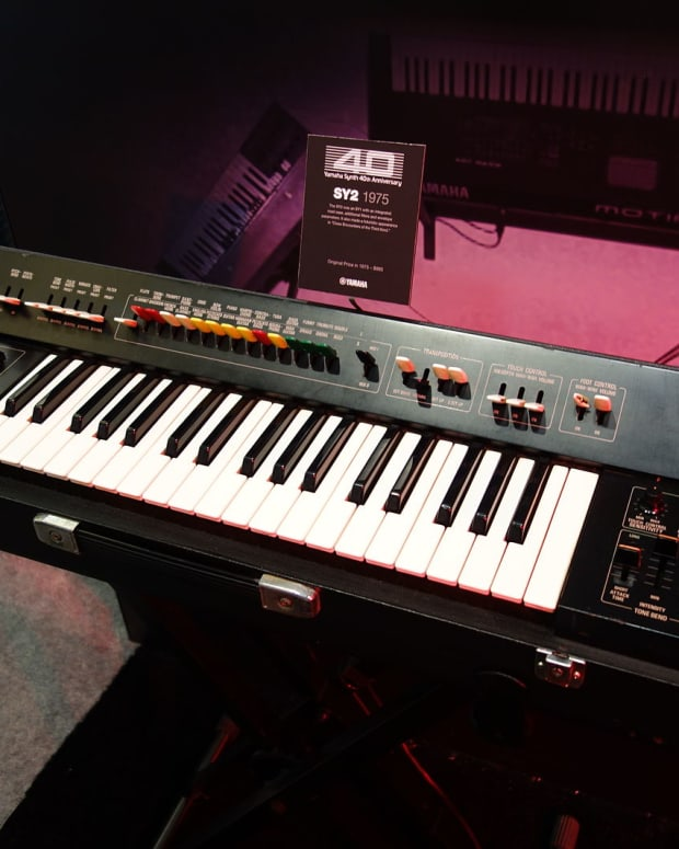 Yamaha Synthesizers