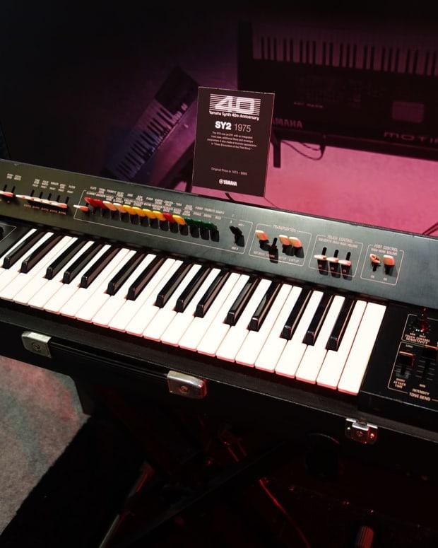 Yamaha Synthesizers