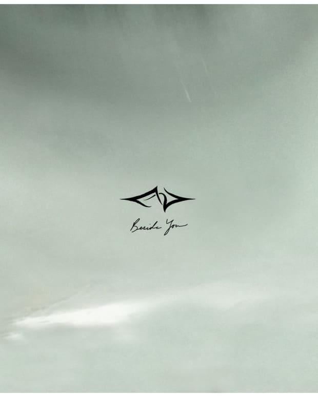 Phelian - Beside You (Album Cover) 1500x1500