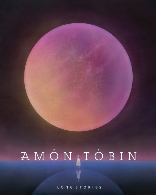 Amon Tobin Long Stories Album Art