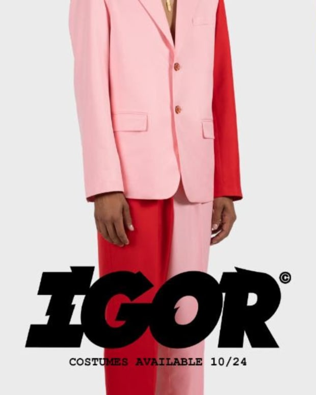 Tyler The Creator IGOR Golf Wang Suits