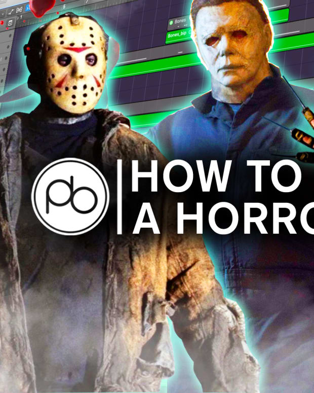 Point Blank How To Score A Horror Film