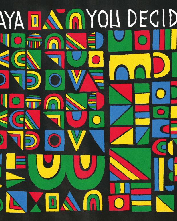 PACKSHOT A Yaya - You Decide LP - Tamango Records
