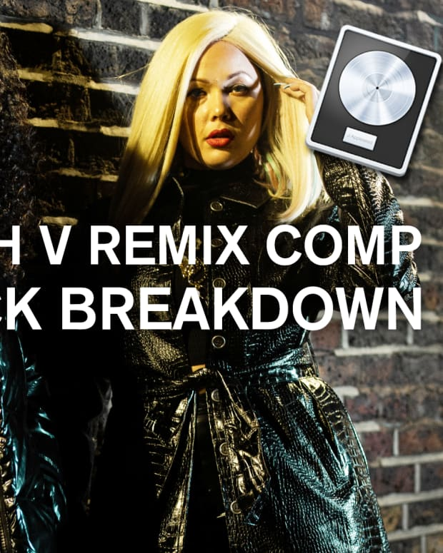 Hannah V Remix competition Point Blank