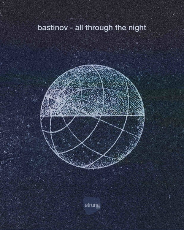 PACKSHOT_A Bastinov - All Through The Night LP