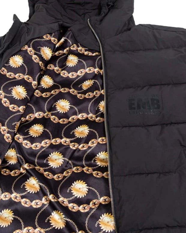RZA Winter Jacket PETA