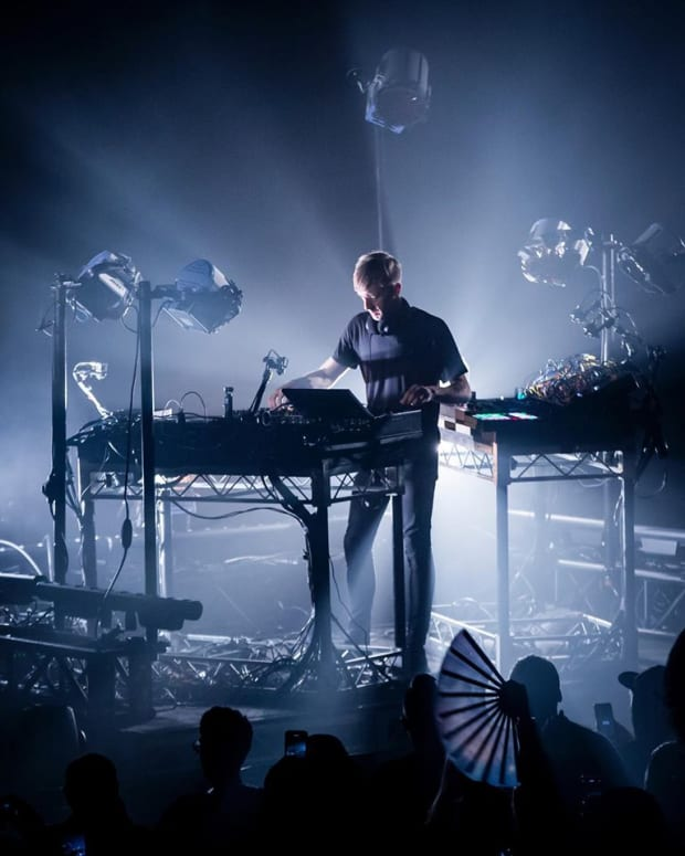 Richie Hawtin CLOSE LA
