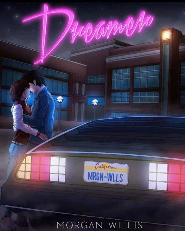 Morgan Willis Dreamer Album Cover
