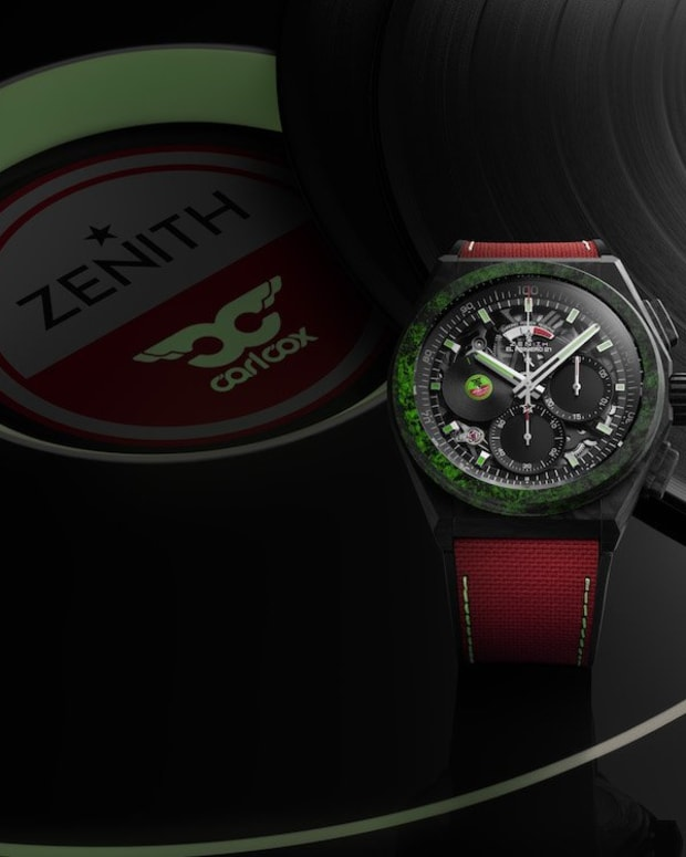 Zenith Carl Cox Watch