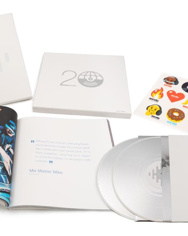 Serato 20 year anniversary box set