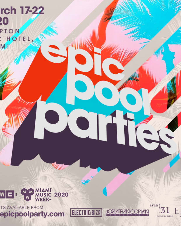 Epic Pool Parties MMW 2020
