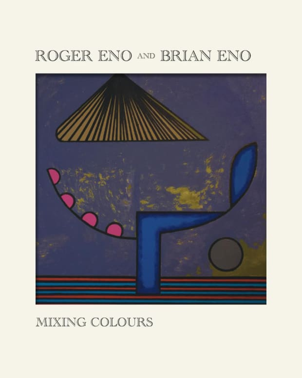 Brian & Roger Eno Mixing Colours