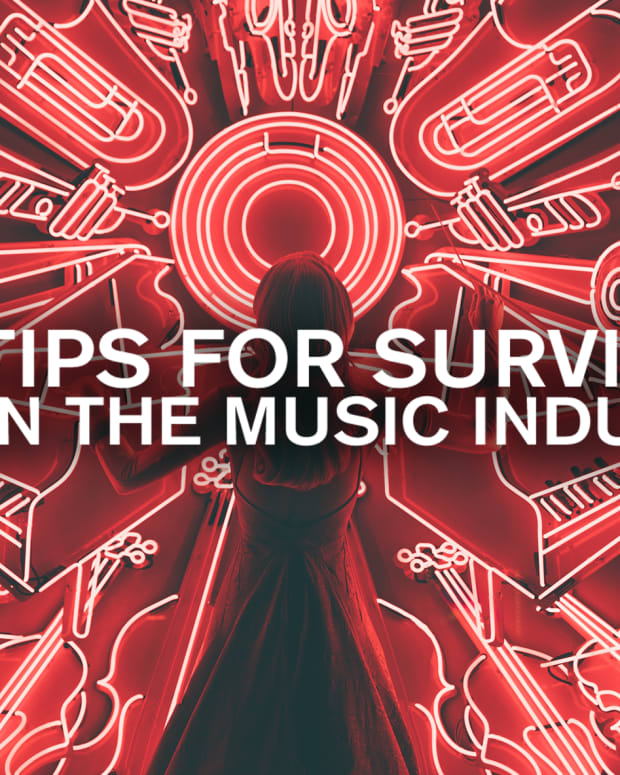 Point Blank Mental Health Tips For Surviving In Music Industry