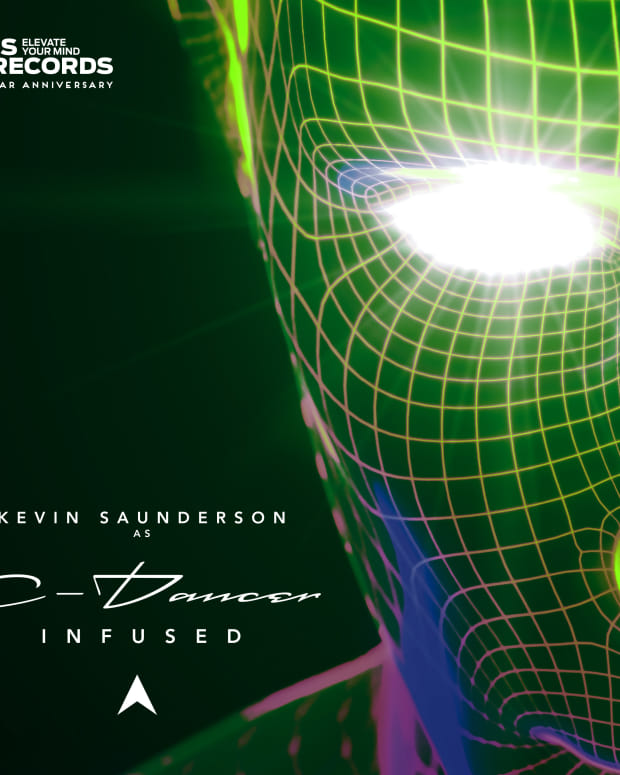 Kevin Saunderson E-Dance Infused