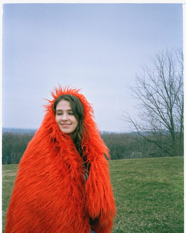 Clairo. Photo by Brooks Sproul.