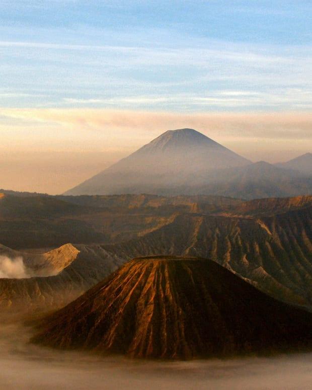 Indonesia Volcanos