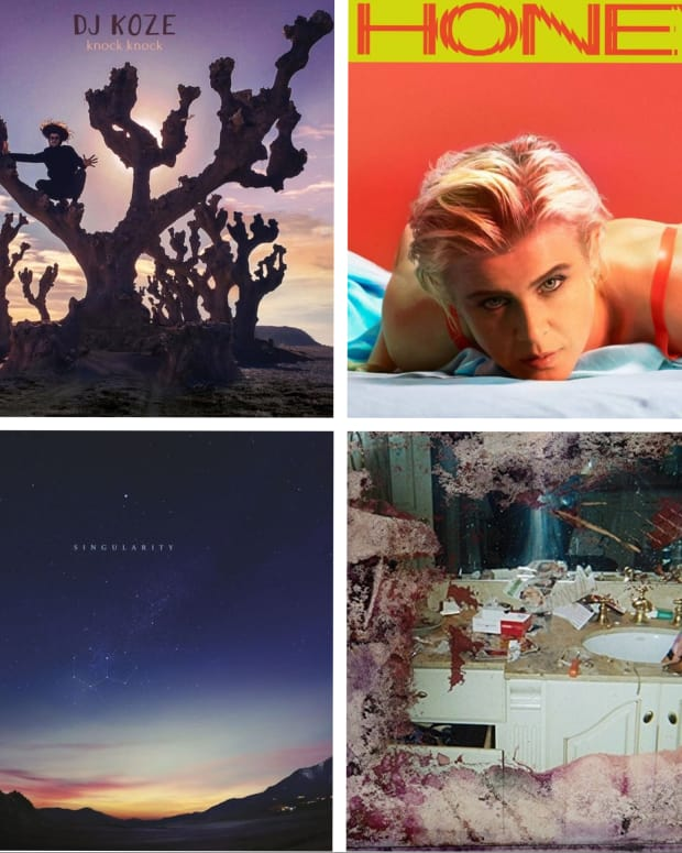 Best Of 2018 Albums No Borders