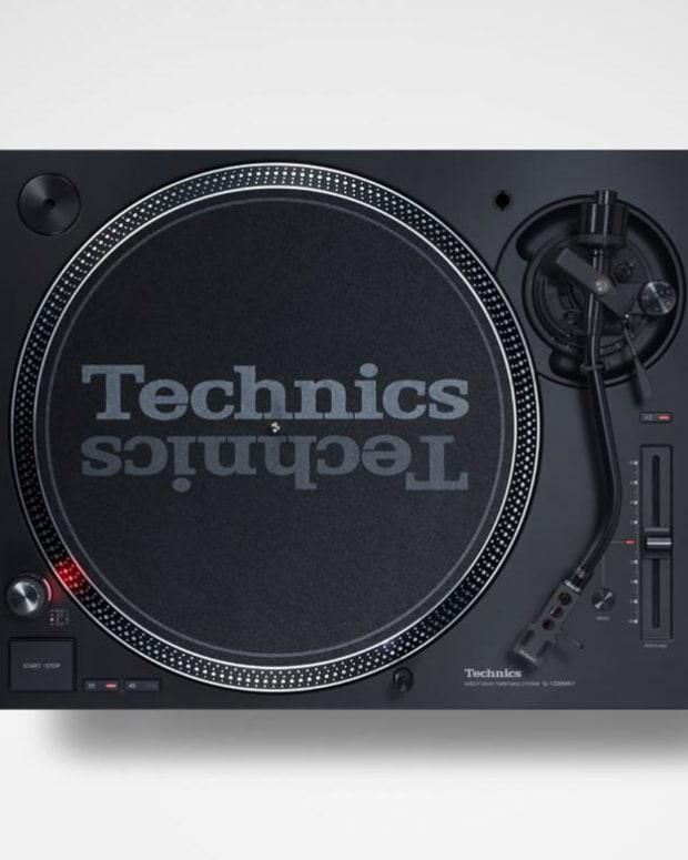 Technics SL-1200 MK7