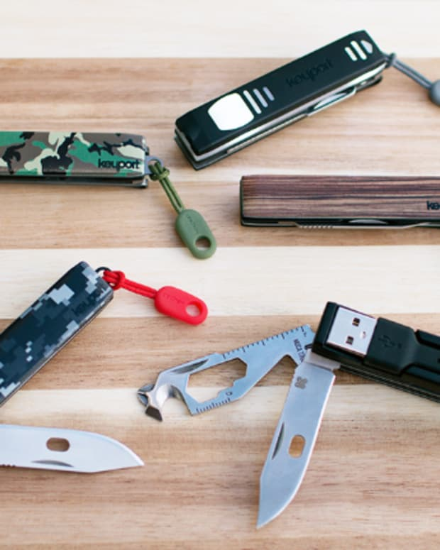 Keyport Anything Tools